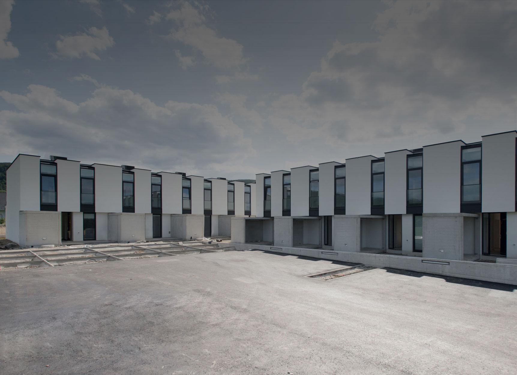 NÖ Wohnbaupreis 2016 | Reihenhausanlage Königstetten