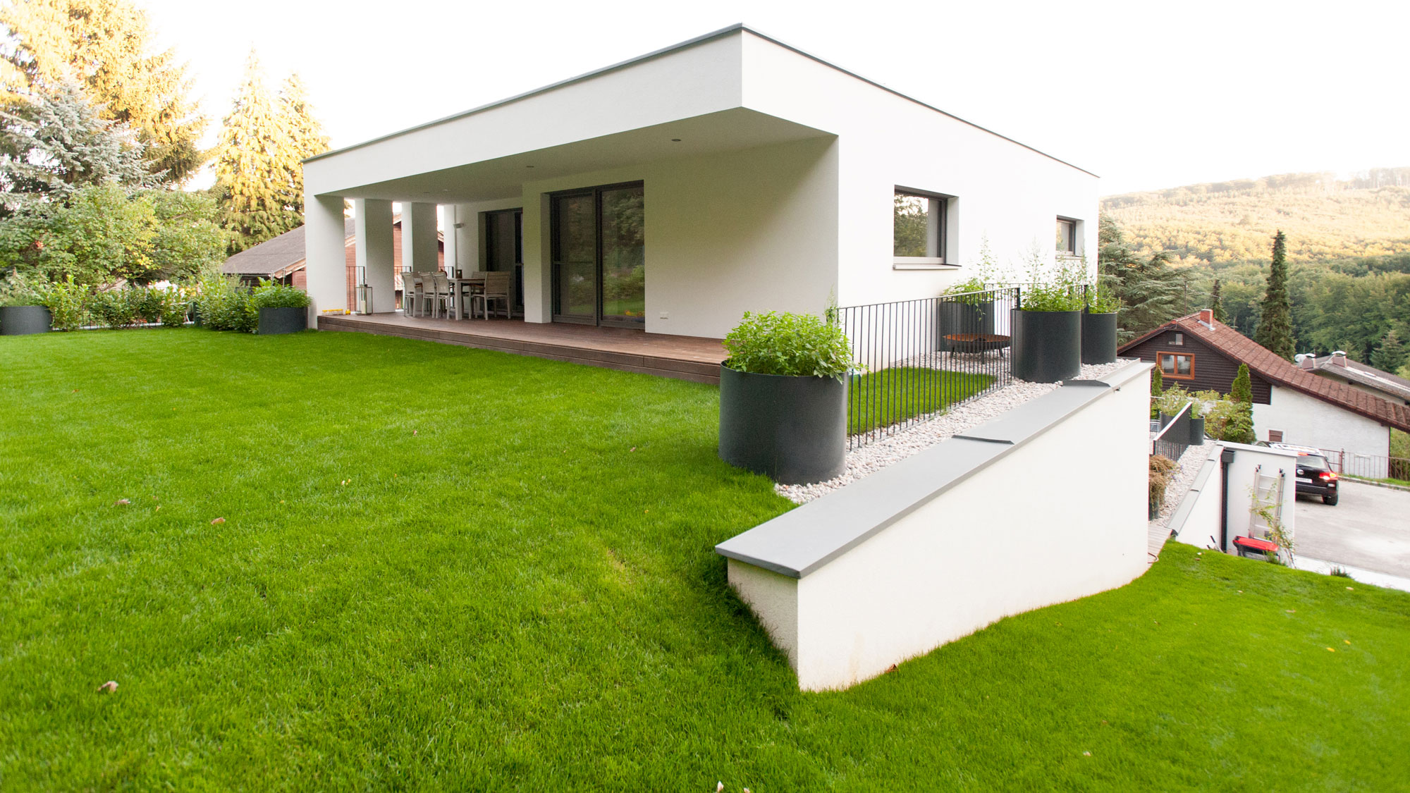 Haus am Hang – Simon + Stütz