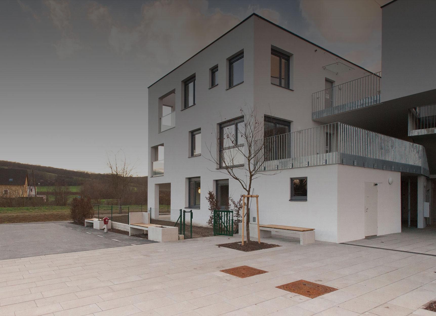 NÖ Wohnbaupreis 2017 | Großweikersdorf