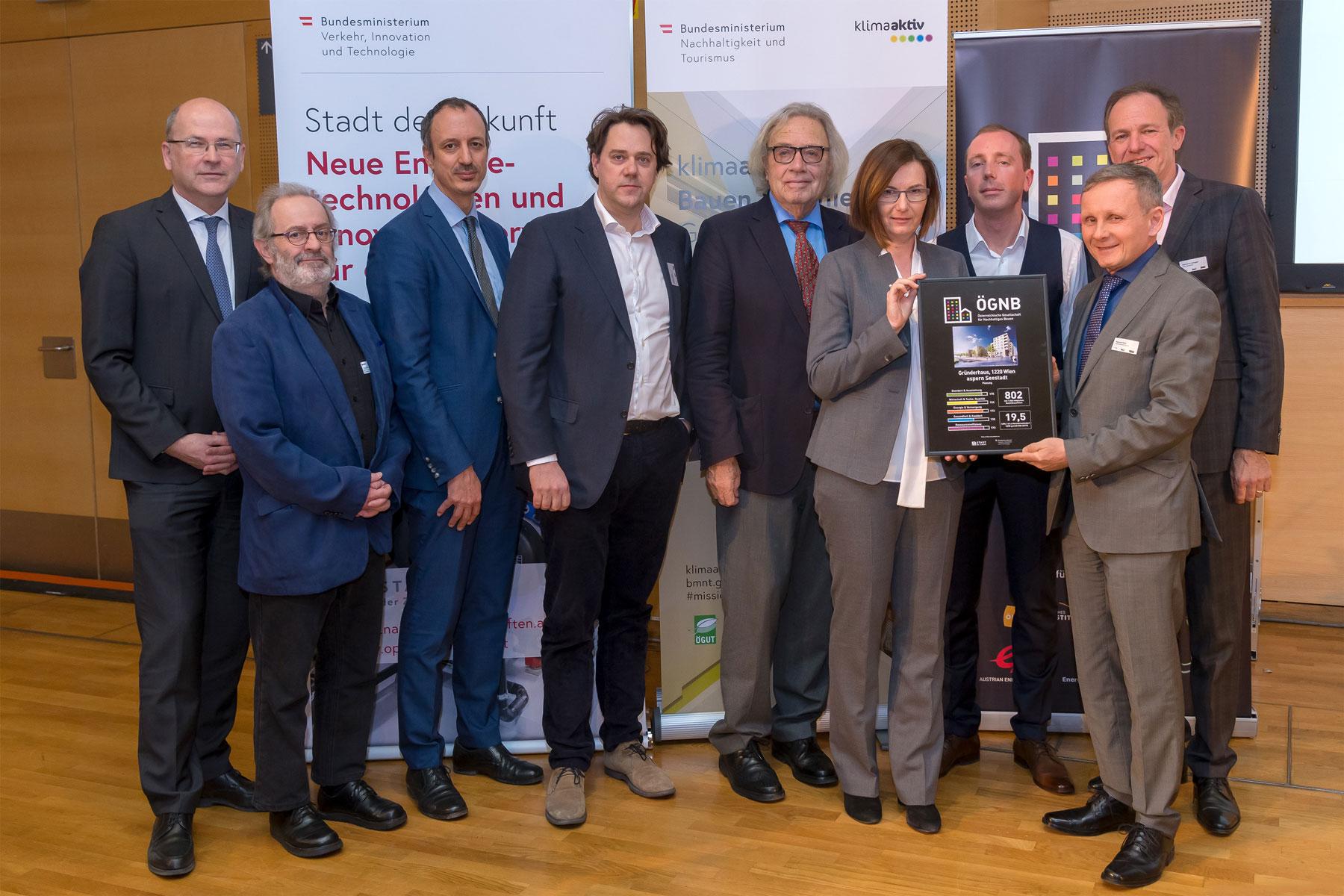 ÖGNB Auszeichnung 2019