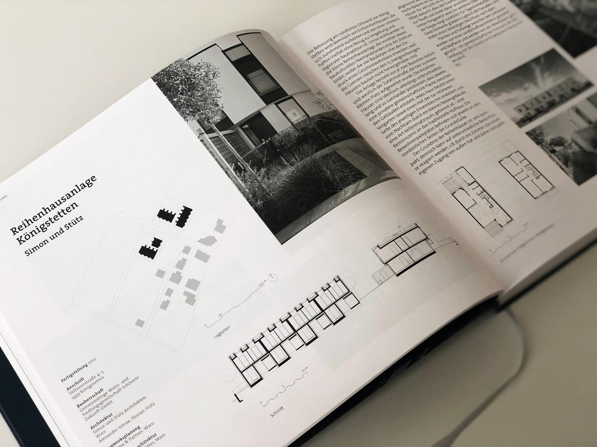 Publikation: Architektur in Niederösterreich 2010-2020